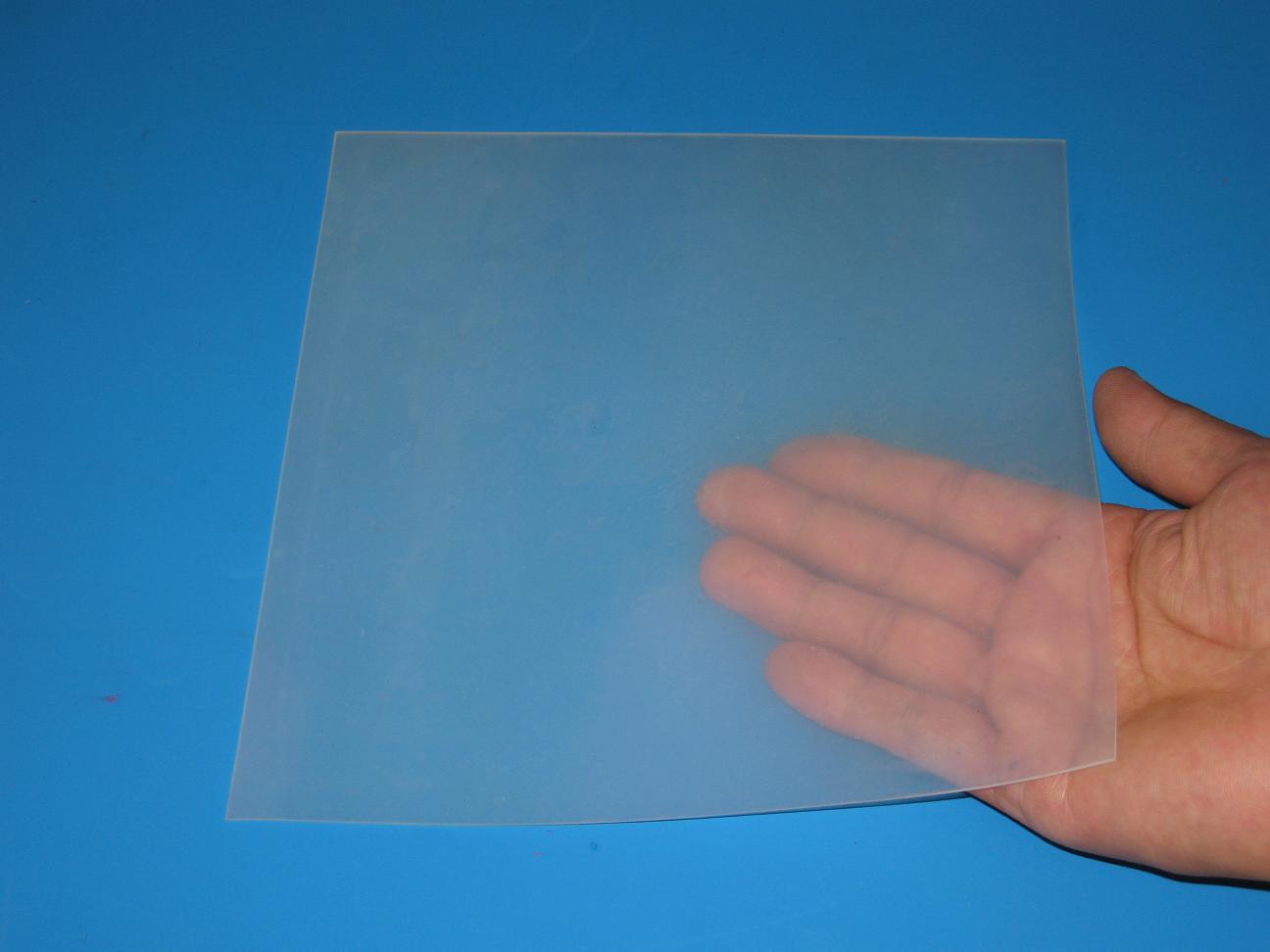 Silicone Sheet Www Geckooptical Com